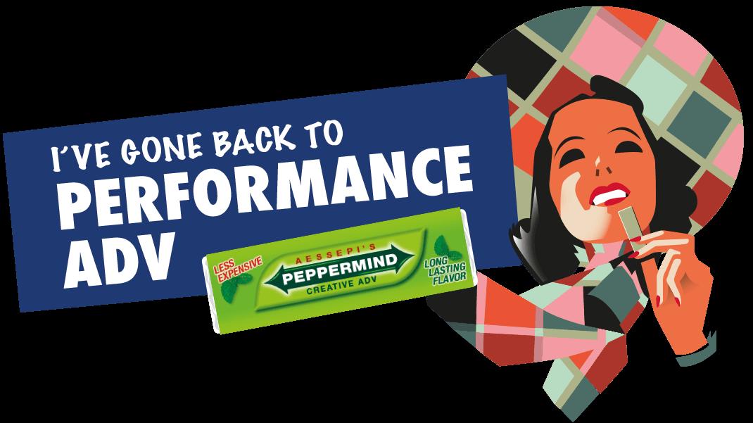 Campagna ASP Chewing Gum