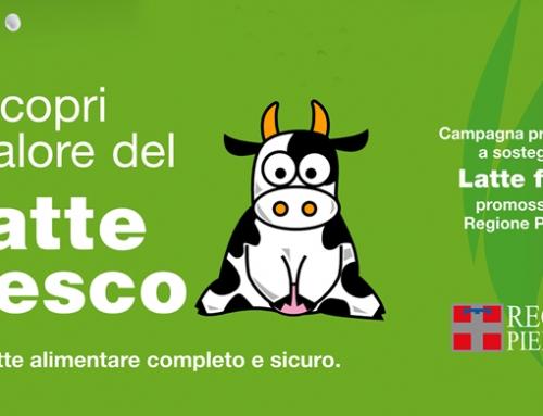 IMA Piemonte – Promozione del Latte fresco