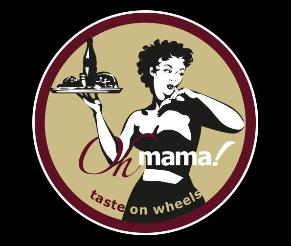 Oh mama logo